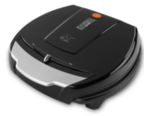 George Foreman 100 Sq In Grill with Variable Temperature