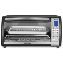 Black & Decker 6-Slice Digital Oven
