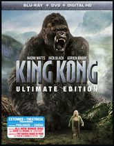 King Kong Ultimate Edition (Blu-ray + DVD + HD Numérique) (Bilingue)
