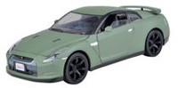 1:24 Satin Paint Series Nissan GT-R