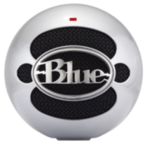 Blue Snowball USB Microphone KC - Brushed Aluminum