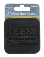 "Reese Towpower® Hitch Box Cover 2"" Black"