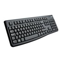 Logitech® K120 Keyboard - Black