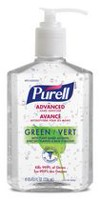 Purell Advanced Green Hand Sanitizer