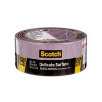 ScotchBlue™ 2 in x 60 yd Painter's Tape for Delicate Surfaces with Edge-Lock™ Paint Line Protector