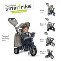 Tricycle 5-en-1 Mélange de Smart Trike