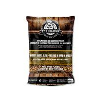 Granulés de bois Pit Boss 20 lb Whisky Barrel Blend