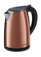 Sunbeam 1.7L Cordless Kettle Copper
