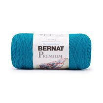 Bernat Premium Yarn, (198g/7oz), Grape Soda