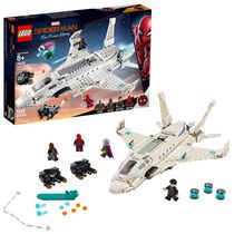 Super Heroes The Avengers Ultimate Quinn Jet 76126 Block Toy Boyf//S Lego Lego