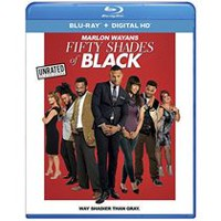 Fifty Shades Of Black (Blu-ray + DVD)