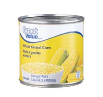 Great Value Whole Kernel Corn