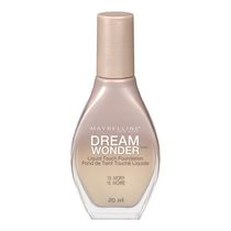 Maybelline New York Dream Wonder Fluid-Touch Foundation Porcelain Ivory Ivory