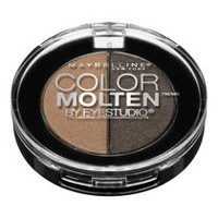 Maybelline® New York Color Sensational® Molten Eyehadow Duos Nude Rush ENDLESS MOCHA