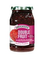 Smucker's Double Fruit Raspberry Fruit Spread