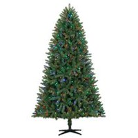 Holiday Time 7.5' Quick Fold Spruce Christmas Tree