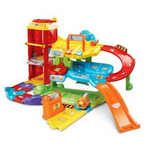 VTech Go! Go! Smart Wheels - Park & Learn Deluxe Garage Playset - English Version