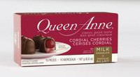 Queen Anne Cherry Milk Chocolate in Bites Box