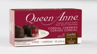 Queen Anne Cordial Cherries Dark Chocolate