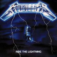 Metallica - Ride The Lightning (Vinyl) (Remasterisée)
