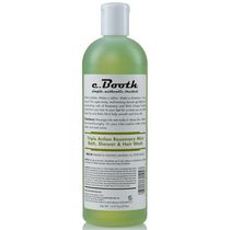 c. Booth Triple Action Rosemary Mint Bath, Shower and Hair Wash
