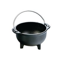Lodge Country Cast Iron Kettle, 16 oz.