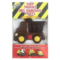 Palmer Tuff Trucks Milk Chocolate Flavoured Candy