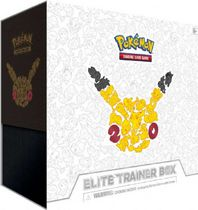 Pokémon 20th Anniversary Elite Trainer Box - English