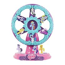 My Little Pony Squishy Pops Ferris Wheel Display Set