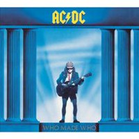 AC/DC - Who Made Who (Remaster)