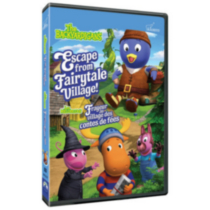 The Backyardigans: Escape From Fairytale Village (Bilingual)