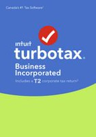 TurboTax Business Incorporated 2017, Anglais