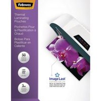 Fellowes Laminating Letter Pouches
