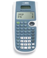 Texas Instrument 30XS Calculator