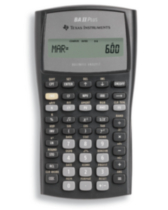 TI BA-IIPlus Calculatrice