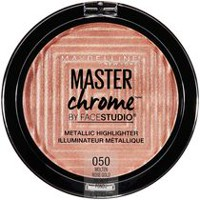 Maybelline New York Facestudio® Master ChromeMC Illuminateur Métallique