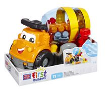 Mega Bloks First Builders – Mike the Mixer Building Set