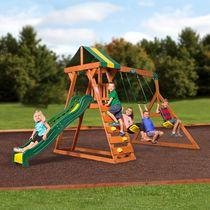 Backyard Discovery Madison Swing Set