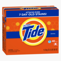 Ultra Tide HE Original Powder Detergent