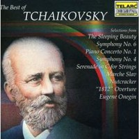 Artistes Variés - The Best Of Tchaikovsky