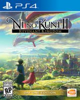 Ni No Kuni II: The Revenant Kingdom {Day 1 Edition} [PS4]