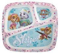 PAW Patrol Divided Plate for Kids