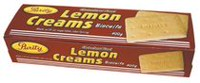 Purity Lemon Creams Biscuits
