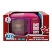 kid connection Pink Microwave Toys Set