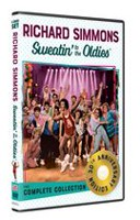 Richard Simmons - Sweatin' to the Oldies The Complete Collection 30th Anniversary (6 DVD)