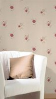 Graham & Brown Damask Wallpaper Black