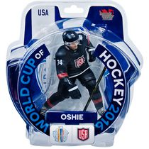 "World Cup of Hockey 6"" T.J. Oshie Figure"