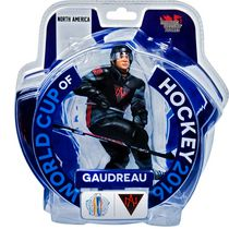 Figurine de 6 po Johnny Gaudreau Coupe du monde de hockey