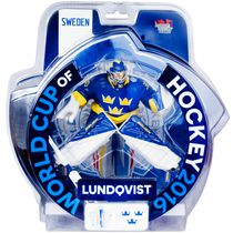 "World Cup of Hockey 6"" Henrik Lundqvist Figure"