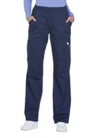 Scrubstar Women's Core Essentials Pull-on Scrub Pant Indigo S